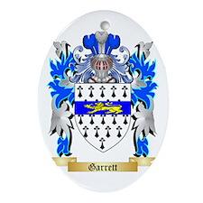Garrett Ornament (Oval)