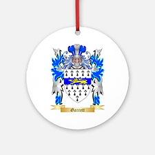 Garrett Ornament (Round)
