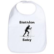 Biathlon Baby Bib
