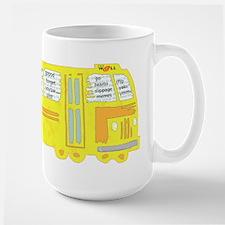 WELL Words Bus Mug