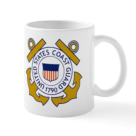 U. S. Coast Guard <BR>Coffee Cup