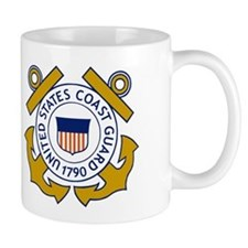 U. S. Coast Guard <BR>Coffee Cup