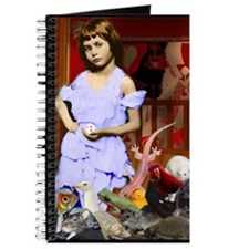 Cute Alice's adventures in wonderland Journal
