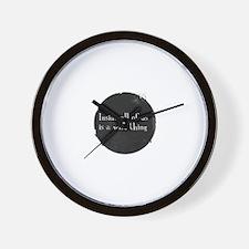 Cool Adventure Wall Clock
