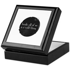 Cute Quotes Keepsake Box