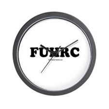 FUHRC Wall Clock