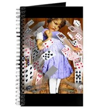 Funny Alice's adventures in wonderland Journal