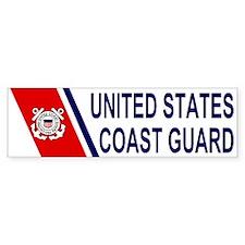 U. S. Coast Guard <BR>Bumper Bumper Sticker