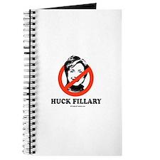 NO HILLARY: Huck Fillary Journal