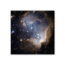 Deep Space Nebula Sticker