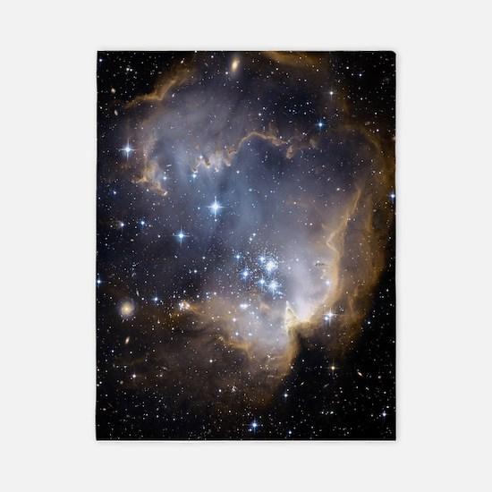 Deep Space Nebula Twin Duvet