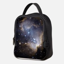 Deep Space Nebula Neoprene Lunch Bag