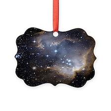 Deep Space Nebula Ornament