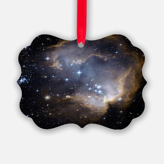 Deep Space Nebula Ornament