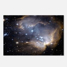 Deep Space Nebula Postcards (Package of 8)