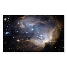 Deep Space Nebula Decal