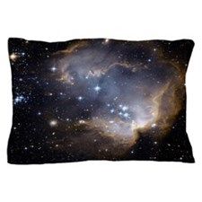 Deep Space Nebula Pillow Case