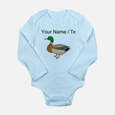 Custom Mallard Duck Body Suit