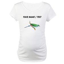 Custom Green Dove Shirt
