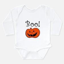 Cute Halloween toddler Long Sleeve Infant Bodysuit