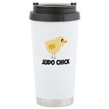 judo Chick Travel Mug