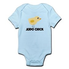 judo Chick Body Suit