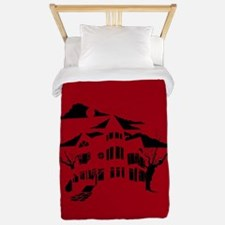 Haunted House Twin Duvet