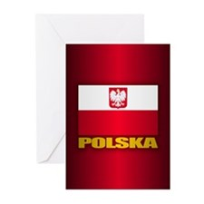 Polska Greeting Cards