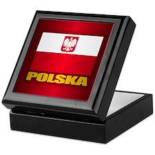 Polska Keepsake Box
