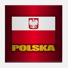 Polska Tile Coaster