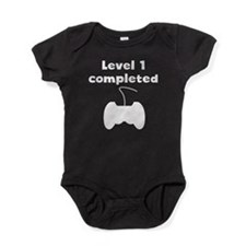 Level 1 Completed Baby Bodysuit