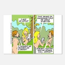 Adam & Eve & Phone Postcards (Package of 8)