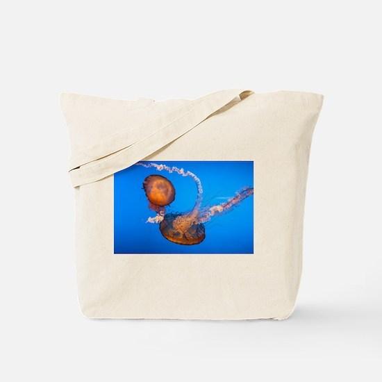 Jellyfish Dreams Tote Bag
