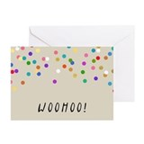 Congrats Greeting Cards (10 Pack)
