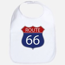 Route 66 Road Sign Bib