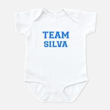 TEAM SILVA Infant Bodysuit