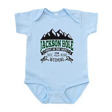 Jackson Hole Vintage Infant Bodysuit