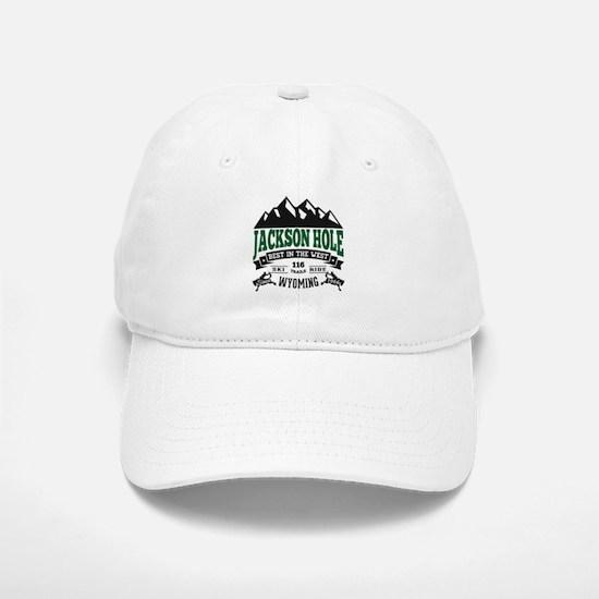 Jackson Hole Vintage Baseball Baseball Cap