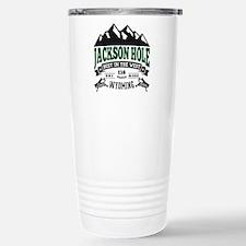 Jackson Hole Vintage Travel Mug