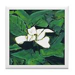 Magnolia Tile Coaster