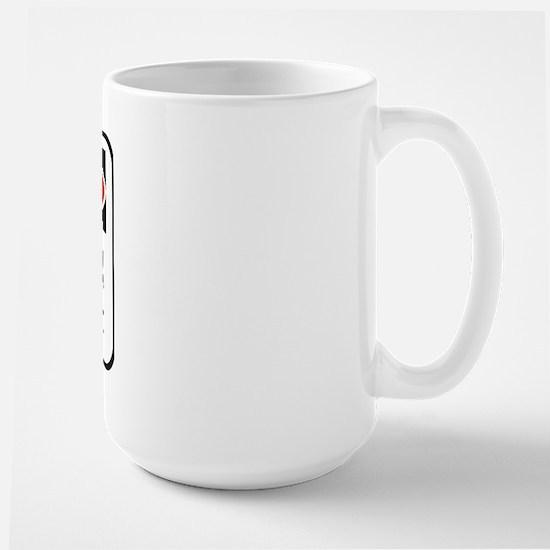 Attitude Guamanian Large Mug