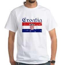 Croatian Flag Shirt