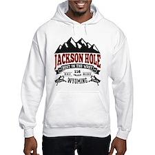 Jackson Hole Vintage Hoodie Sweatshirt