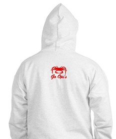 Bering Sea Home of the Crabs! Red Hoodie