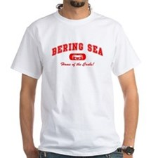 Bering Sea Home of the Crabs! Red Shirt