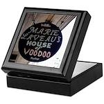 House of Voodoo Keepsake Box