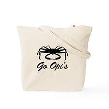 Bering Sea Home of the Crabs! Black Tote Bag