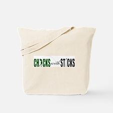 CWS Green Tote Bag