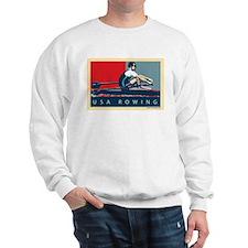 Unique Rowing crew Sweatshirt