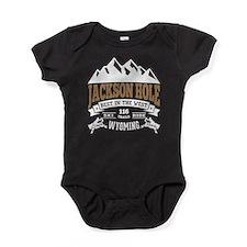 Jackson Hole Vintage Baby Bodysuit